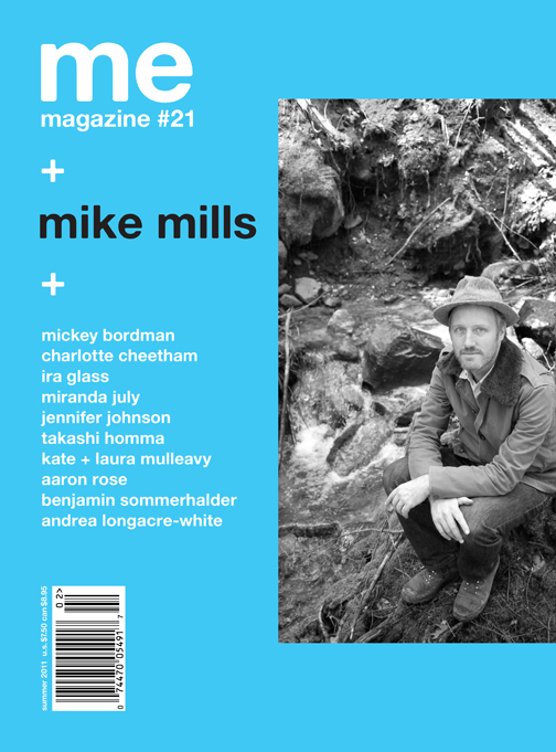 Me Magazine 21 Mike Mills